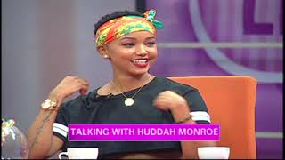 Talking With The Lovely Huddah