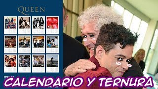¡Calendario de Queen 2019 y Mucha Ternura!