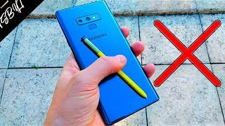 Samsung Galaxy Note 9 - Review 1 Month After | NOT WORTH IT!