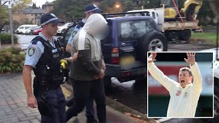 video: Stuart MacGill: Former Australia cricketer kidnapped at gunpoint in Sydney 'for money'