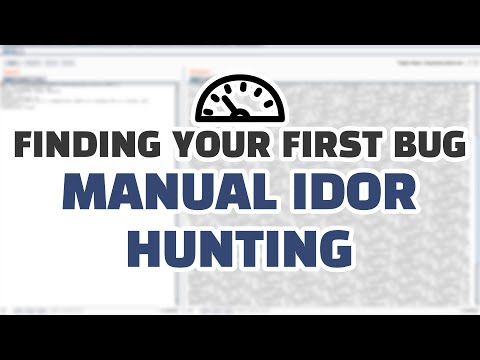 Finding Your First Bug: Manual IDOR Hunting