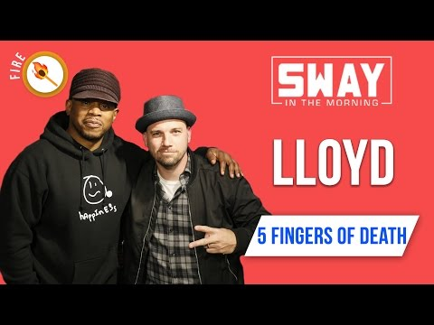 Lloyd Ahlquist Talks About New YouTube Series 'Epic Studios' + 5 Fingers of Death