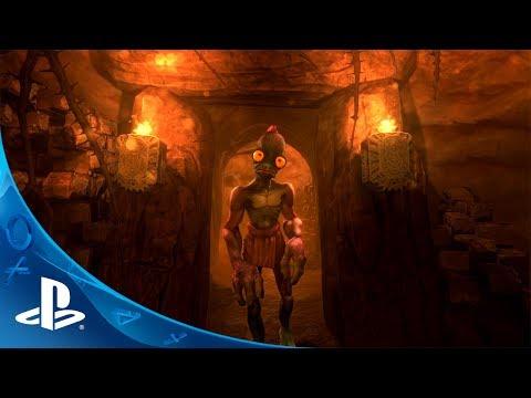 Oddworld: New 'n' Tasty -- E3 2014 Trailer thumbnail