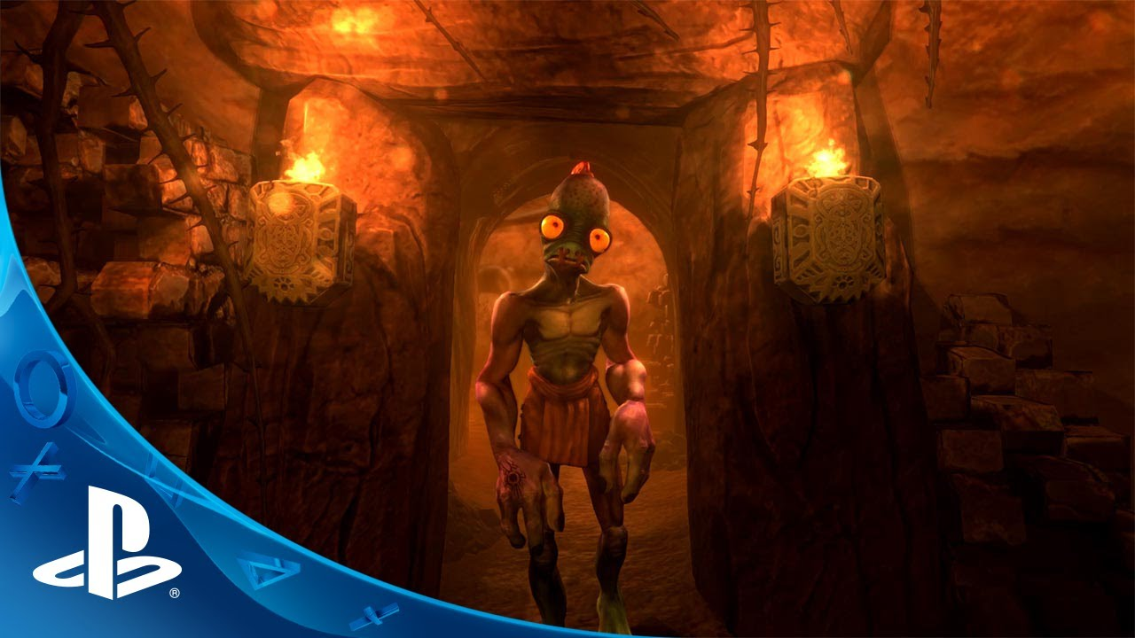 Watch Oddworld: New 'n' Tasty's E3 Trailer