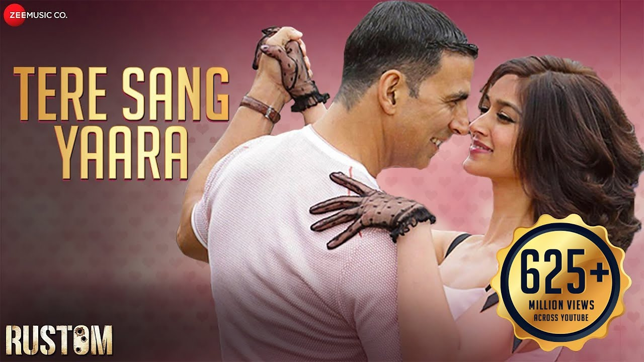 Tere sang yaara lyrics