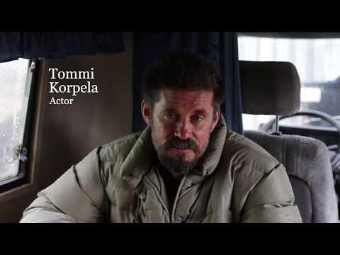 Actor Tommi Korpela