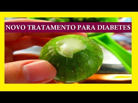 Dieta na diabetes mellitus do segundo tipo