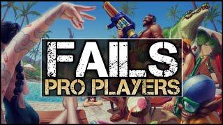 Fails Montage – LoL Pro Players