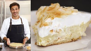 Foolproof Coconut Cream Pie  - Kitchen Conundrums With Thomas Joseph