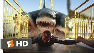 3 Headed Shark Attack 6/10 Movie CLIP  All Aboard For Dinner 2015 HD