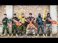 Ltt Game Nerf War : Special Mission Winter Warriors Ner