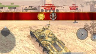 World of Tanks Blitz - STB-1 aced