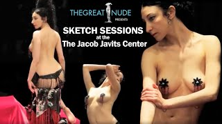Sketch Sessions At The Javits Center: The ArtistWriters Behind The Great Nude