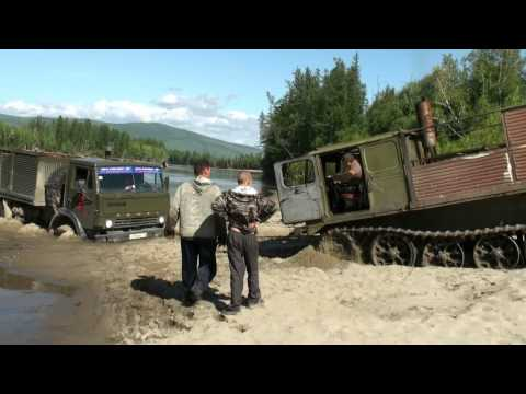 EXTREME Siberia And Mongolia Off Road Expediton FULL HD