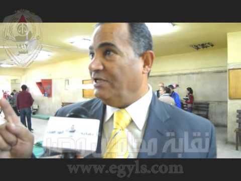 محمد غراب المحامى مرشح الهرم برلمان 2015
