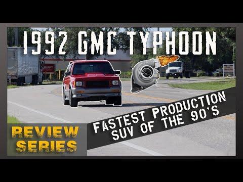 Video of '92 Typhoon - PV4B