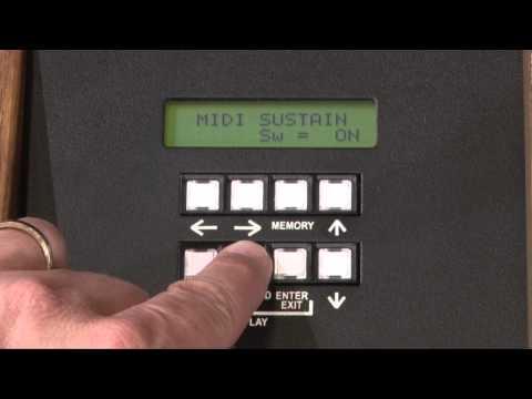 MIDI Sustain