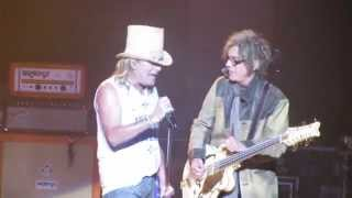 Daddy Should Have Stayed in High School • Cheap Trick 2015 • Red Bank, NJ