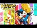 Psx L Gu a L Klonoa : Door To Phantomile L Parte 1 L Mu