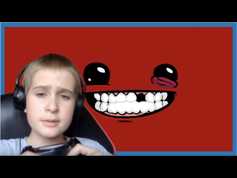 GamingMuffy #14- Super Meat Boy