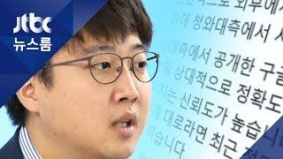 """청원 의심한 이준석 """"청와대 설명 맞다""""…한국당, 계속 '조작설'"""