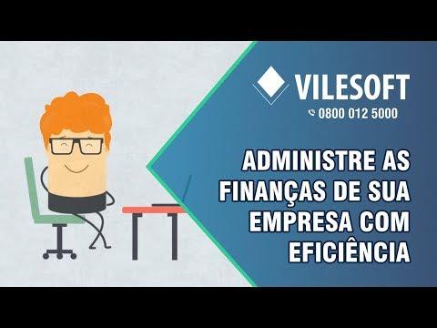 Imagem Vilesoft ERP / Controle Financeiro