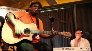"Charles Alexander performing ""Immigrant"" at Tin Pan South"