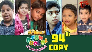 Fun Bucket JUNIORS | Episode 94 | Kids Funny Videos | Comedy Web Series | By Nagendra K | TeluguOne