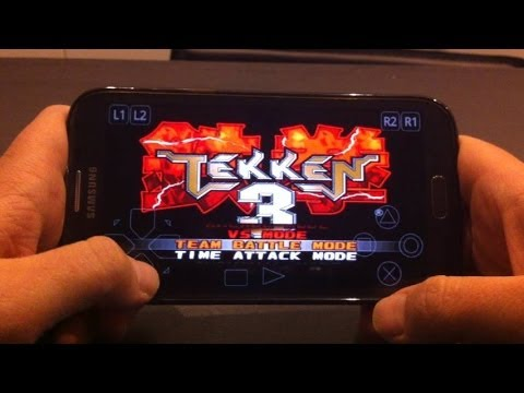 Download game epsxe android tekken 3 | Download Tekken 3