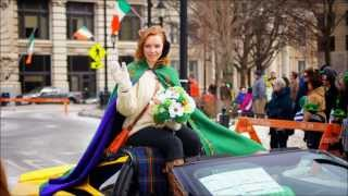 preview picture of video 'Binghamton, NY - St Patrick's Day Parade 2014'