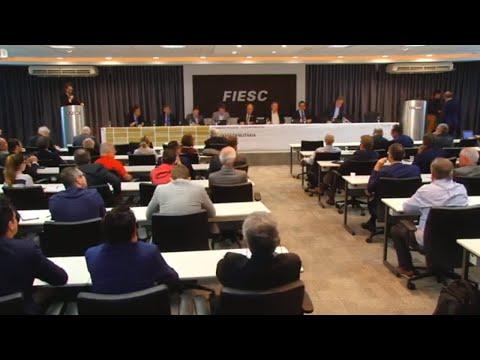 Seminário regional da reforma tributária - PEC 45/2019 - Florianópolis - 11/11/19