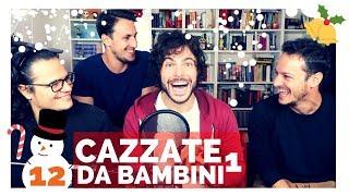 CAZZATE FATTE DA BAMBINI pt. 1 | Vita Buttata - Guglielmo ft. Fratelli