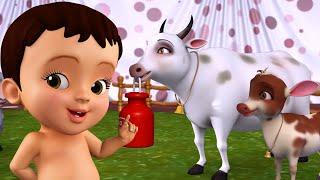 நாம் விரும்பும் செல்ல விலங்குகள் - Farm Animals Song | Tamil Rhymes for Children | Infobells