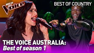 The best Blind Auditions of The Voice Australia season 1 | #THROWBACK