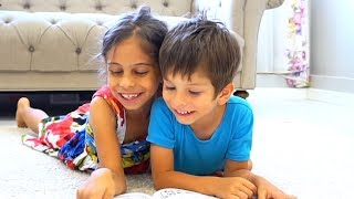 The Please and Thank You Song - Learn To Make Friends - A KLS Nursery Song