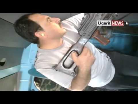 هكذا يُقتل الشعب  السوري من الطائرات