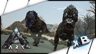 Rexed by Tek! :: Noob Vs ARK: Extinction :: E25