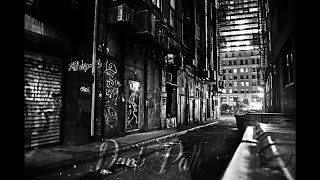 "90s Oldschool Hip Hop Boom-Bap Rap Instrumental ""Dark Path"" [SOLD]"