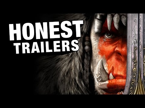 Honest Trailers – Warcraft