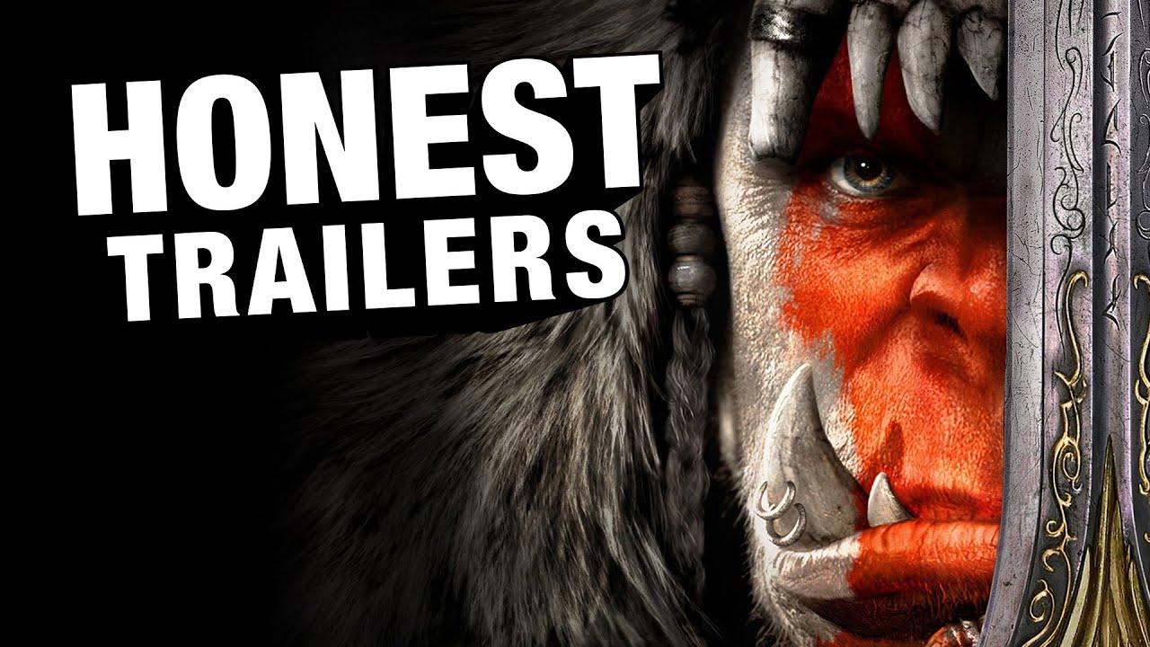Honest Trailers Tears The Warcraft Movie A New Dark Portal