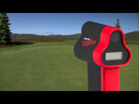 Laser Link Red Hot Golf Rangefinder at InTheHoleGolf.com