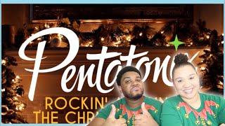 Rockin' Around The Christmas Tree - Pentatonix| Reaction