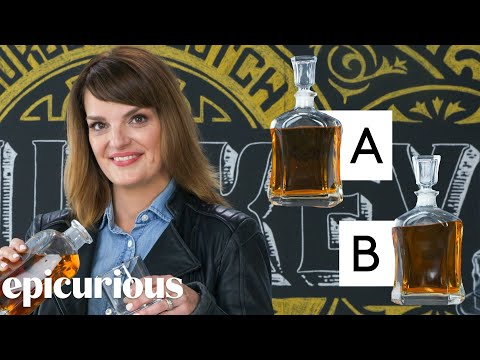 Whiskey Expert Guesses Cheap vs Expensive Whiskey