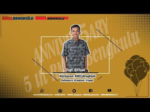Ucapan HUT Ke-5 RMOLBengkulu dari Wartawan Bengkulu Tengah