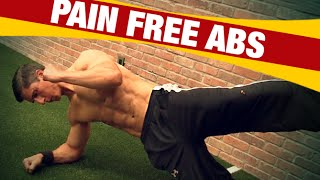7 Core Exercises for Low Back Pain (IMPORTANT!)