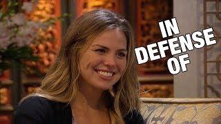 In Defense of Hannah B