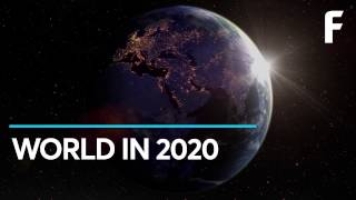 What Will the World Look Like in 2020?