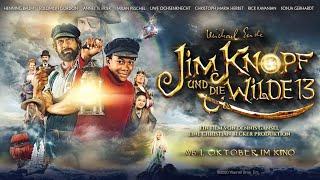JIM KNOPF UND DIE WILDE 13 (2020) - Trailer ** HD **