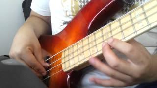 Bass solo Bachi