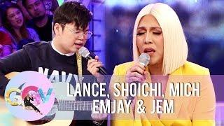 """Vice Ganda And Jem Perform Nina's """"Someday""""   GGV"""